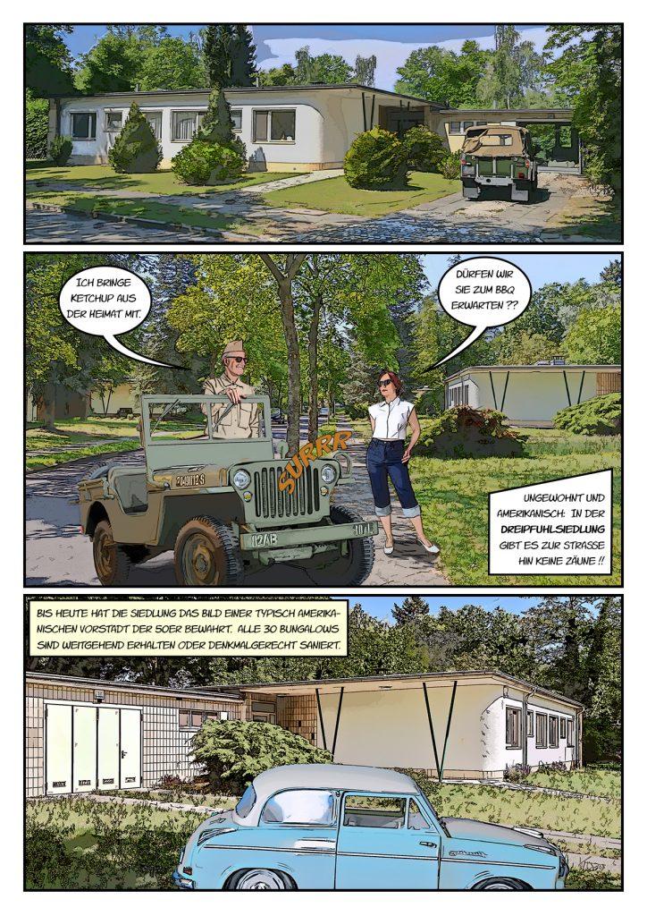 Architektur-Comic Dreipfuhlsiedlung Seite 2